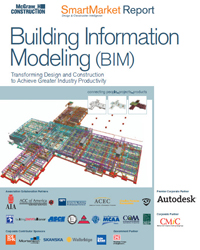 BIM Smart Report Front Page
